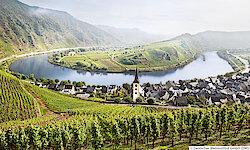 Dörfer, Burgen & Wein