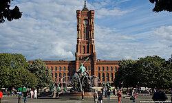 Berlin Rotes Rathaus