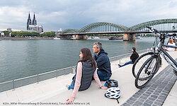 Radreise von Köln nach Duisburg