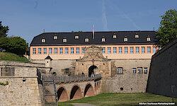 Erfurt Zitadelle Petersberg