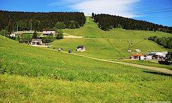 Erzgebirge Fichtelberg