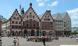 Frankfurt Römer (Rathaus)