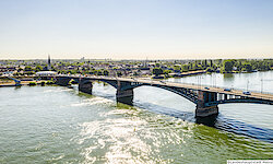 Mainz Theodor-Heuss-Brücke