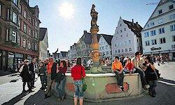 Von Ulm bis zum Bodensee