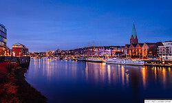 Ein Wochenende in der Hansestadt