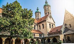 Saaletal Naumburg Dom