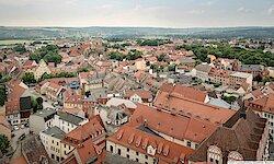 Saaletal Naumburg Überblick